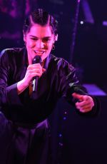 JESSIE J Preforms at Troubadour Nightclub in Los Angeles 10/27/2017