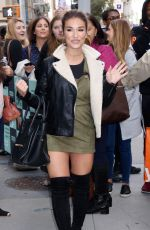 JESSIE JAMES Arrives at Build Series in New York 10/13/2017