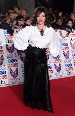 JOAN COLLINS at Pride of Britain Awards 2017 in London 10/30/2017