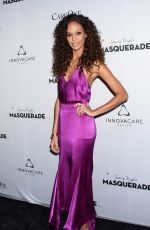 JOAN SMALLS at Starry Night Masquerade for Puerto Rico Relief Effort in New York 10/19/2017