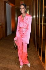 JOAN SMALLS at V Magazine Dinner in Honor of Karl Lagerfeld in New York 10/23/2017
