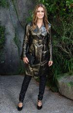 JOANA PREISS at Chanel Fashion Show in Paris 10/03/2017