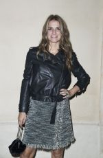 JOANA PREISS at Chanel's Code Coco Watch Launch Party in Paris 10/03/2017