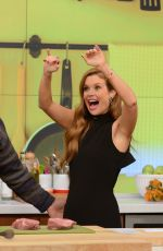JOANNA GARCIA at The Chew, 10/19/2017