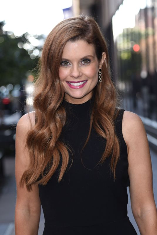 JOANNA GARCIA SWISHER at Build Series in New York 10/19/2017