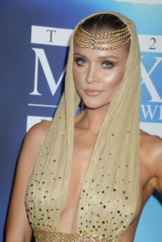 JOANNA KRUPA at 2017 Maxim Halloween Party in Los Angeles 10/21/2017