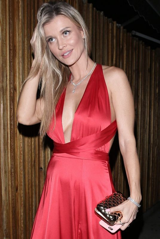 JOANNA KRUPA at The Nice Guy in Los Angeles 10/16/2017