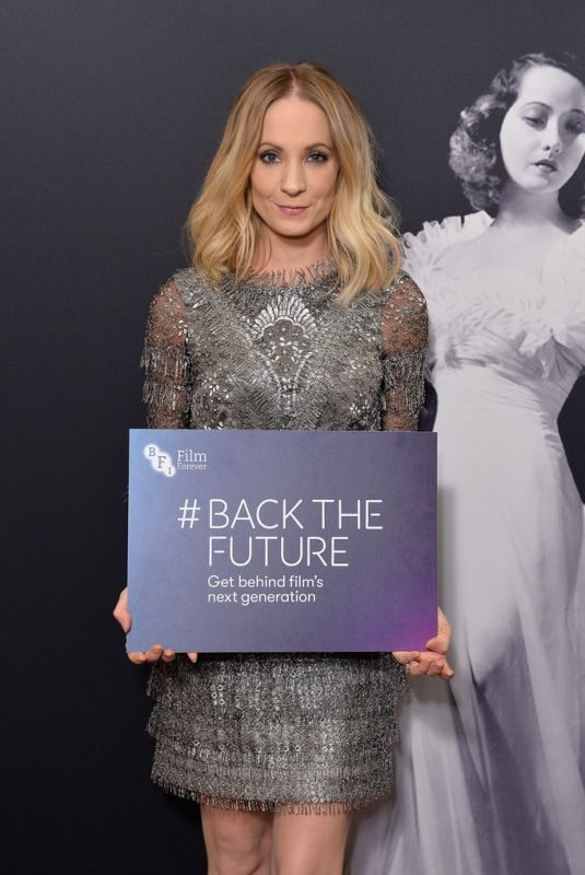 JOANNE FROGGATT at BFI Luminous Fundraising Gala in London 10/03/2017