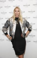 JODIE KIDD at Trafalgar St James Launch Party in London 10/18/2017