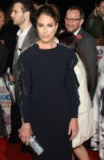 JOHANNA KONTA at Pride of Britain Awards 2017 in London 10/30/2017