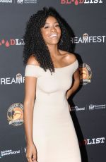 JOI LIAYE at Dead Ant Premiere in Los Angeles 10/10/2017
