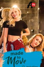 JORDYN JONES - Made to Move, 2017 Promos and Video
