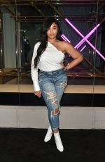 JORDYN WOODS at American Eagle's New Concept Store Opening in New York 10/24/2017
