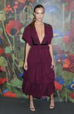 JOSEPHINE SKRIVER at Take Home a Nude Annual Auction and Dinner in New York 10/11/2017