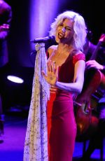 JOSS STONE Performs at Her Total World Tour at Vicar Street in Dublin 10/08/2017