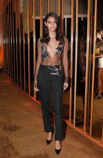 JUANA BURGA at V Magazine Dinner in Honor of Karl Lagerfeld in New York 10/23/2017