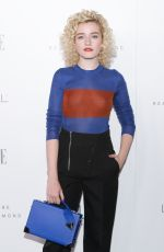 JULIA GARNER at Elle Women in Hollywood Awards in Los Angeles 10/16/2017