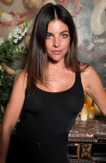 JULIA RESTOIN at Maria Carla Boscono Party in Paris 09/29/2017