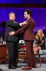 JULIA ROBERTS at Late Late Show with James Corden in Los Angeles 10/03/2017