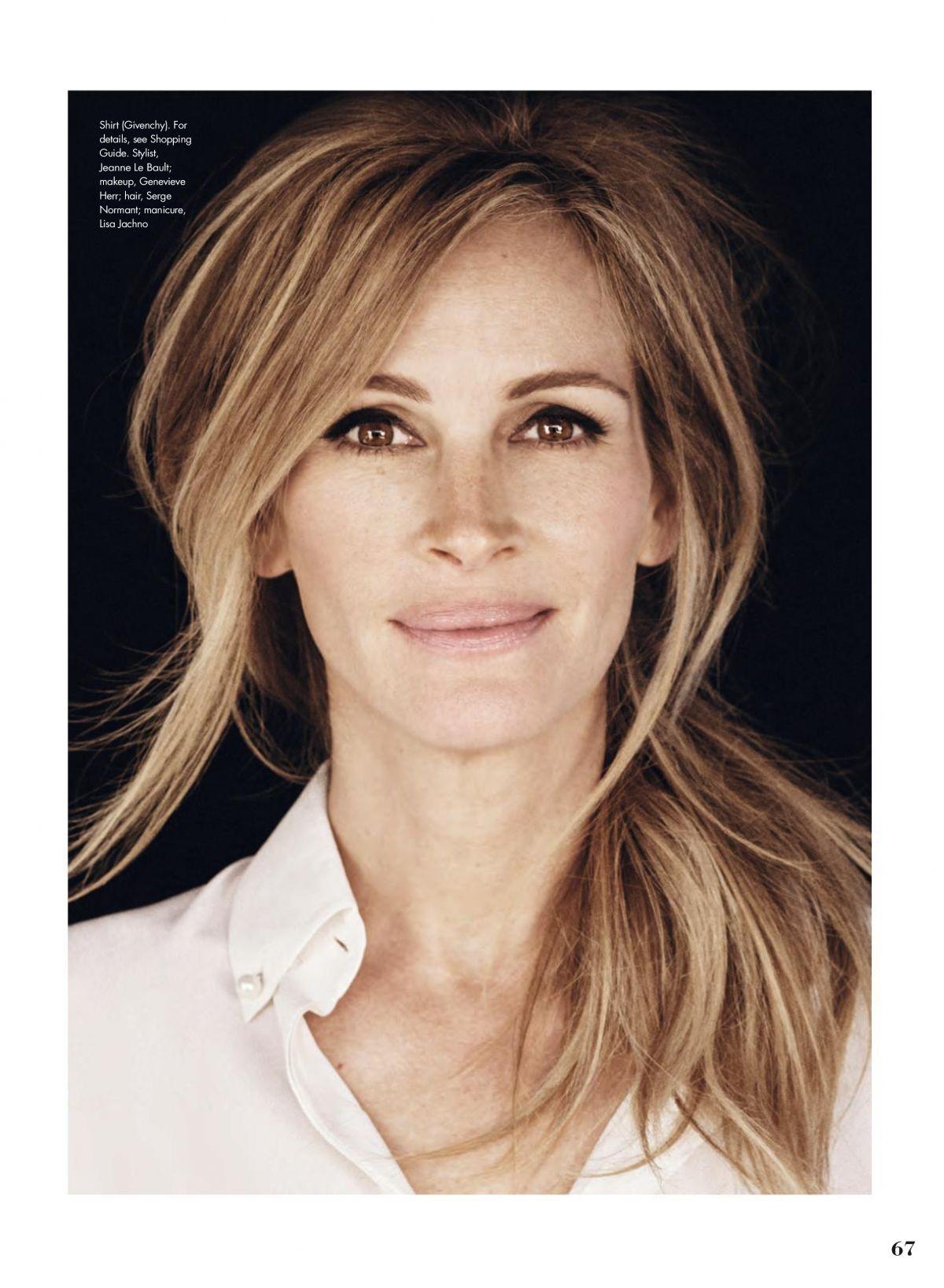 julia roberts in elle magazine canada november 2017 issue hawtcelebs