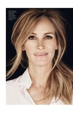JULIA ROBERTS in Elle Magazine, Canada November 2017 Issue