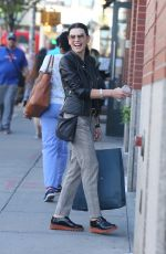 JULIANNA MARGUILES Out Shopping in New York 10/20/2017