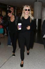 JULIANNE HOUGH at Los Angeles International Airport 10/18/2017