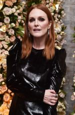 JULIANNE MOORE at John Hardy and Vanity Fair Celebrate Legends at Le Coucou in New York 10/24/2017
