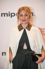 JULIET RYLANCE at Mipcom Opening Cocktail in Cannes 10/16/2017
