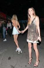 KAIA GERBER at Tequila Casamigos Halloween Bash in Los Angeles 10/27/2017