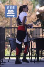 KAIA GERBER Out and About in Calabasas 10/16/2017
