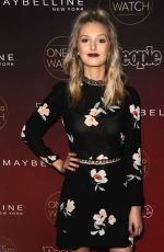 KAITLYN BERNARD at People's Ones to Watch Party in Los Angeles 10/04/2017