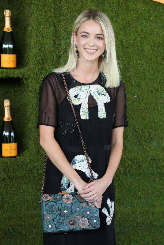 KAITLYNN CARTER at 8th Annual Veuve Clicquot Polo Classic in Los Angeles 10/14/2017