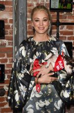 KALEY CUOCO at Much Love Animal Rescue Spoken Woof in Los Angeles 10/07/2017