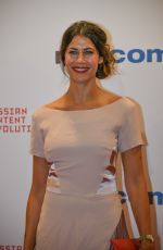 KARIMA MCADAMS at Mipcom Opening Cocktail in Cannes 10/16/2017