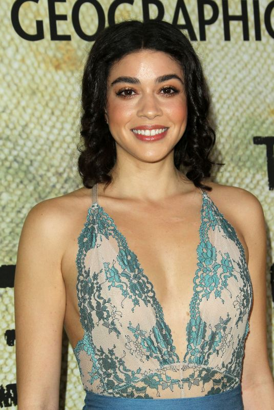 KARINA ORTIZ at The Long Road Home Premiere in Los Angeles 10/30/2017