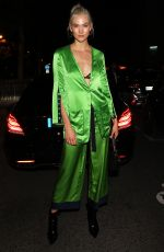 KARLIE KLOSS Arrives at CR Fashion Book Launch Party in Paris 09/30/2017