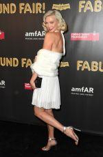 KARLIE KLOSS at 2017 Amfar Fabulous Fund Fair in New York 10/28/2017