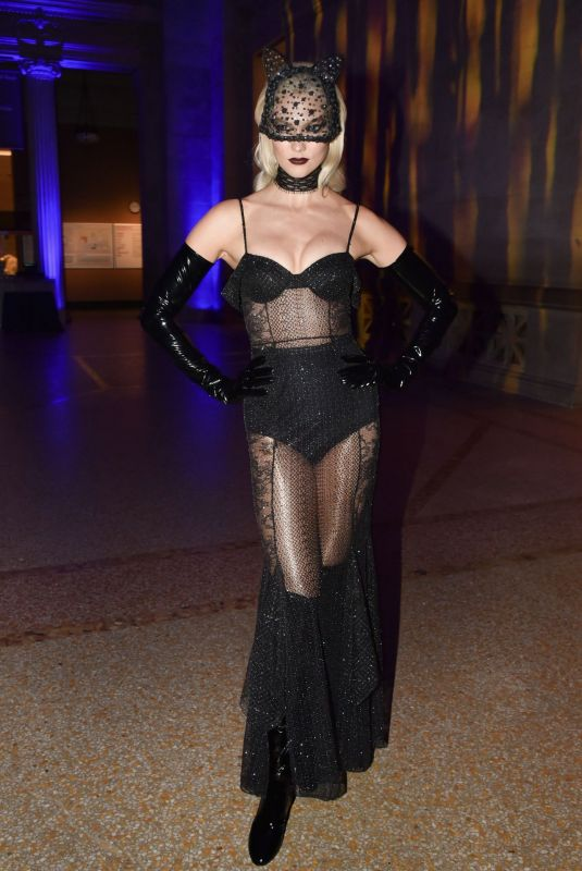 KARLIE KLOSS at All Hallows' Eve Benefit in New York 10/26/2017