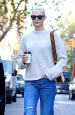 KARLIE KLOSS Out in New York 10/19/2017