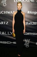 KAROLINA KURKOVA at Gabrielle's Angel Foundation's Angel Ball 2017 in New York 10/23/2017