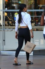 KARRUECHE TRAN Shopping at The Grove in Los Angeles 10/02/2017