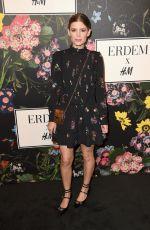 KATA MARA at H&M x Erdem Runway Show & Party in Los Angeles 10/18/2017