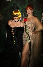 KATE BALDWIN at Bette Midler's Hulaween Party Benefiting New York Restoration Project 10/30/2017