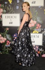 KATE BOSWORTH at H&M x Erdem Runway Show & Party in Los Angeles 10/18/2017