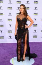 KATE DEL CASTILLO at 2017 Latin American Music Awards in Hollywood 10/26/2017