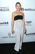 KATE HUDSON at Amfar Inspiration Gala in Los Angeles 10/13/2017