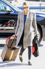 KATE HUDSON at JFK Airport in New York 10/27/2017