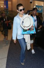 KATE HUDSON at Los Angeles International Airport 10/20/2017