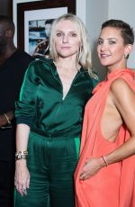 KATE HUDSON at Valentino and Instyle Cocktail Party in Los Angeles 10/22/2017